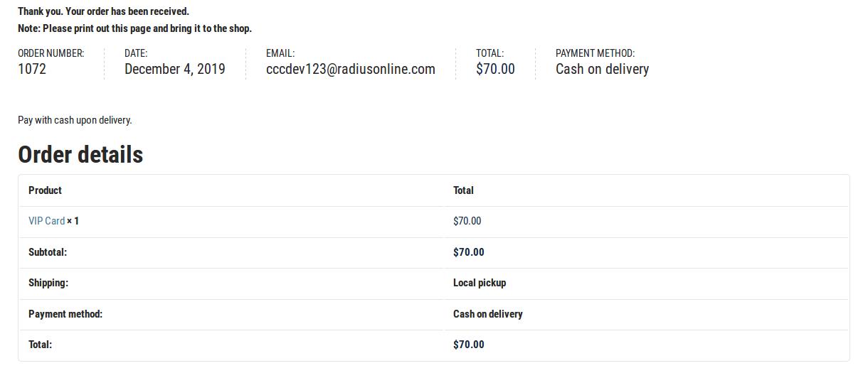 RocketLevel_Ecommerce Payment Confirmation