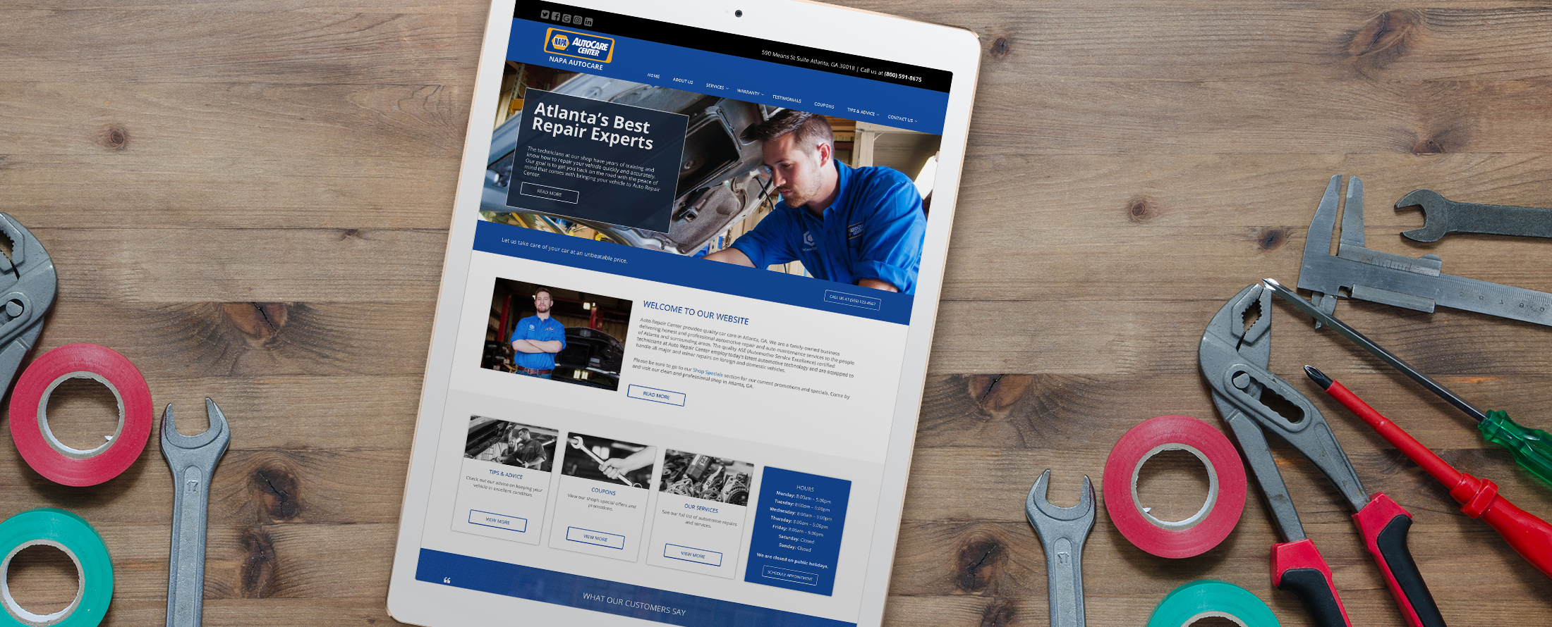 Top 6 Reasons Auto Repair Shops Need a Website